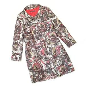 Boden Limited Edition Long Trench Coat Jacket
